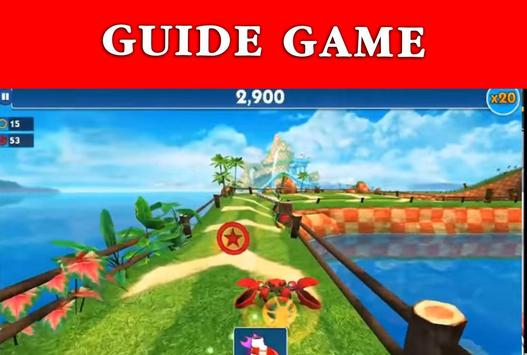 Guide Sonic Dash 2 boom screenshot 1