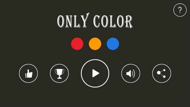 Only Color poster