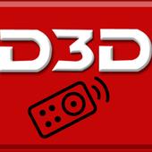 D3D Remote icon