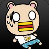 베어덕 카툰 icon