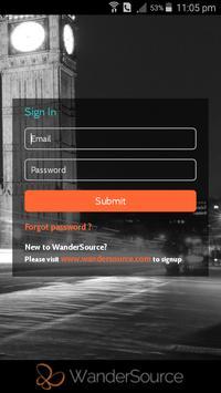 WanderSource apk screenshot