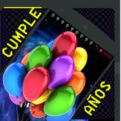 Imagenes de feliz cumpleaños icon