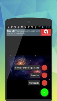 Galaxy Wallpapers HD screenshot 2