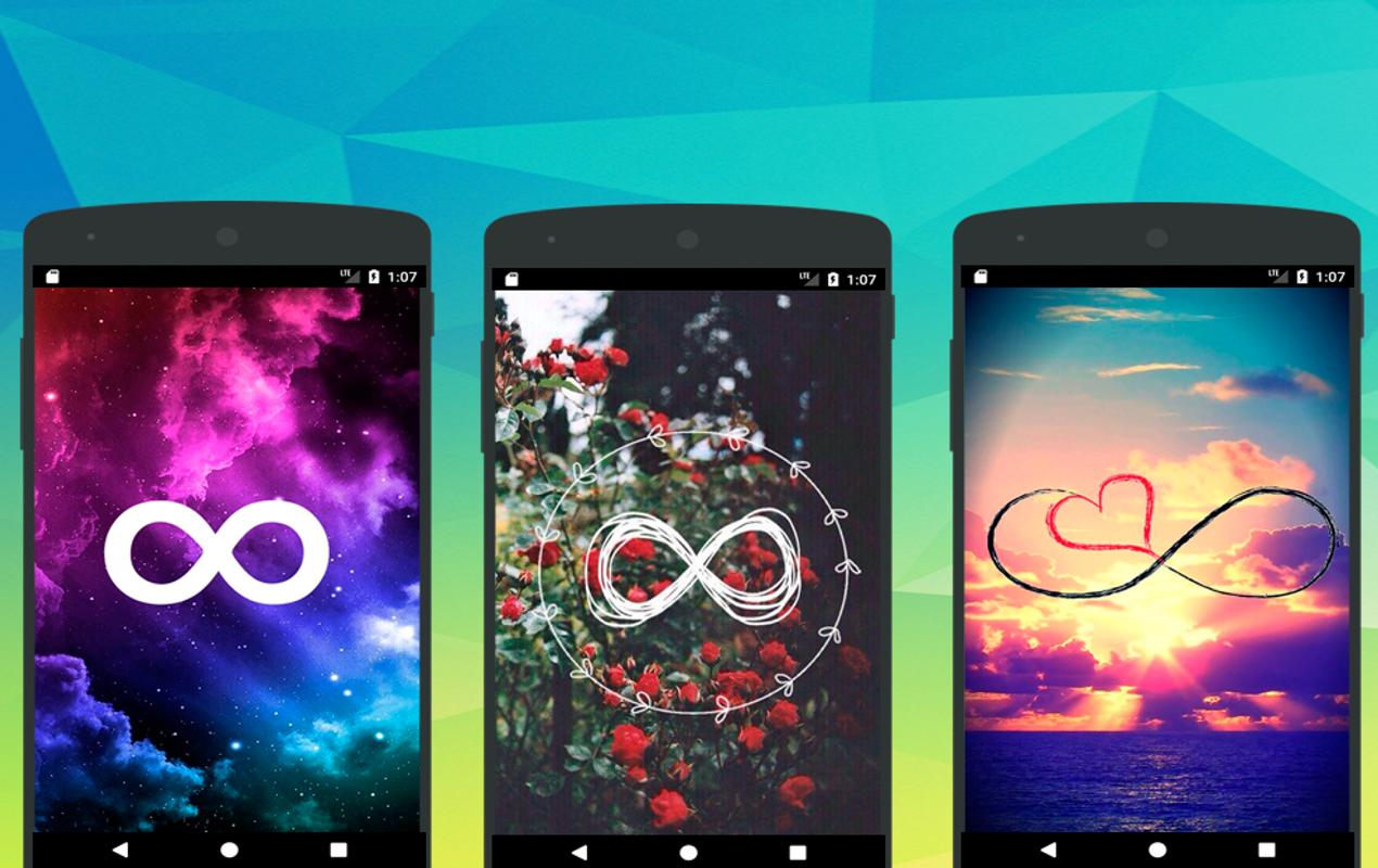 Infinity Symbol Wallpapers For Android Apk Download