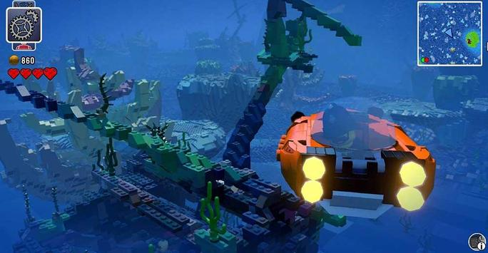 Lego Worlds  stream screenshot 3