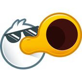 Honkker Messenger icon