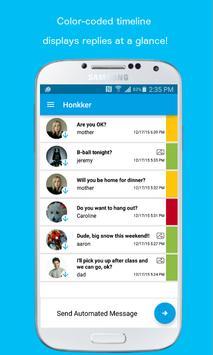 Honkker Messenger screenshot 4