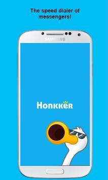 Honkker Messenger screenshot 5