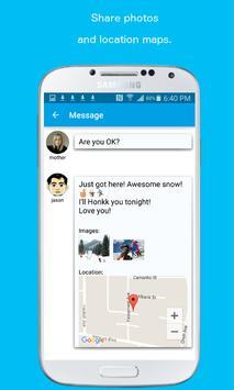 Honkker Messenger screenshot 3