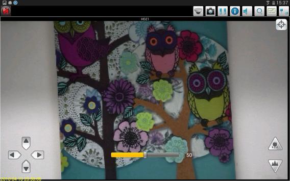 Hon View equIP HD screenshot 2