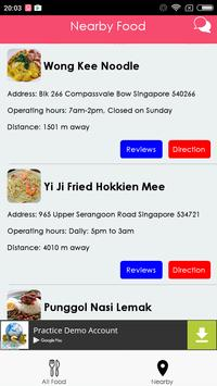 Yummy@SG apk screenshot