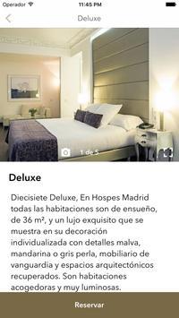 Hospes Hotels apk screenshot