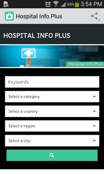 Hospital Info Plus apk screenshot
