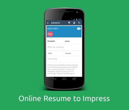 Hospitality Jobsenz for India apk screenshot