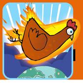 Super Animal Chicken Squad hearos icon