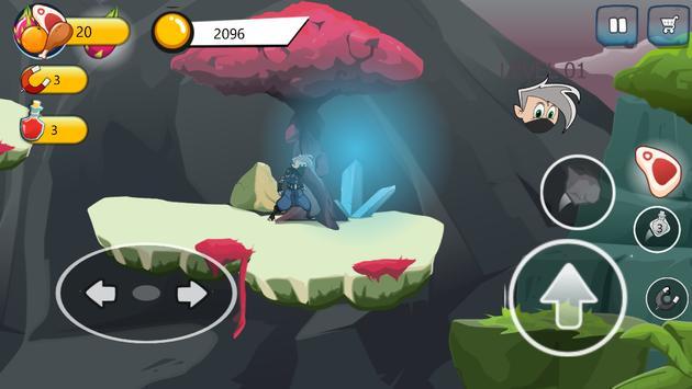 danny VS dinosaurs screenshot 4