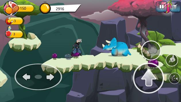 danny VS dinosaurs screenshot 6