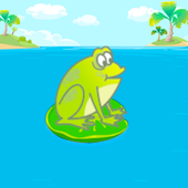 Frogy Jumper - Tap Frog to jump Adventures icon