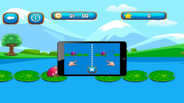 Frogy Jumper - Tap Frog to jump Adventures screenshot 6