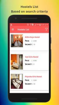 Hostel Hub screenshot 4