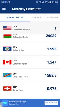 Simple Currency Converter screenshot 2