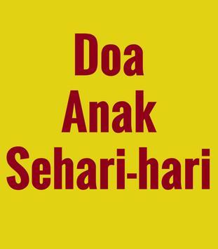 Doa Sehari-hari Untuk Anak poster