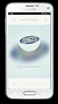 Radio Conquista apk screenshot