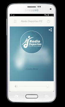 Radio Deportes PZ poster