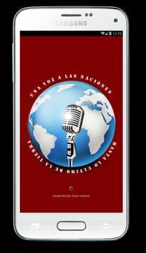 Una voz a las Naciones poster