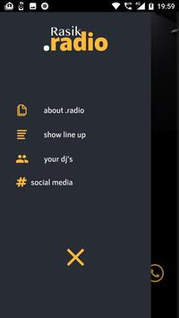Rasik Radio screenshot 1