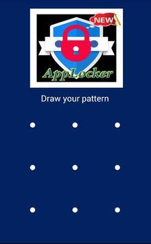 Advanced applocker protector 2017 apk screenshot