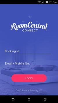 RoomCentral Connect poster