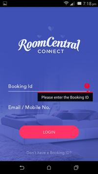 RoomCentral Connect screenshot 1