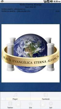 Rádio Eterna Aliança screenshot 1