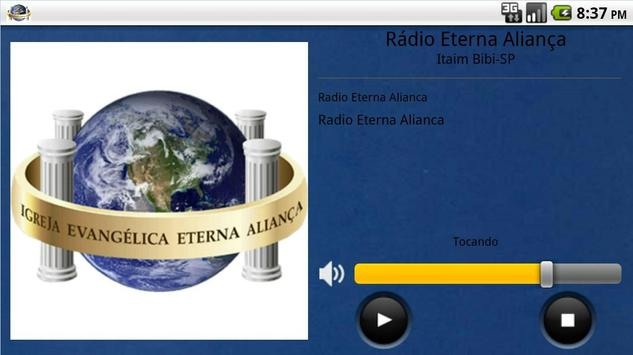 Rádio Eterna Aliança screenshot 2