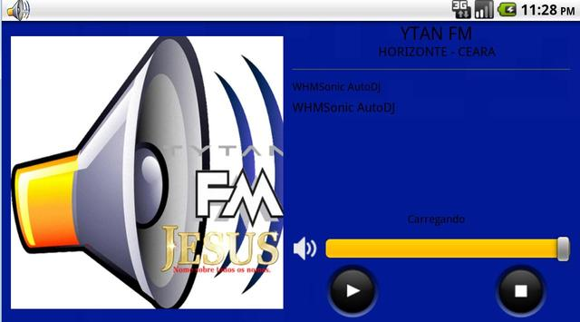 TYTAN FM apk screenshot