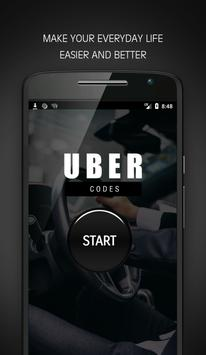 Uber Taxi Coupon Code & Free Ride poster