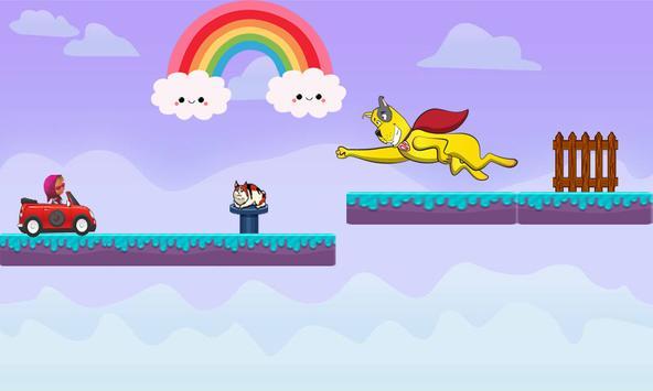 Misha Adventure World Craft apk screenshot