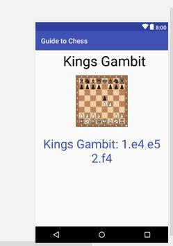 Chess Cheat Sheet screenshot 1