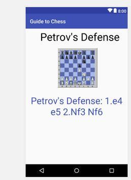 Chess Cheat Sheet screenshot 3