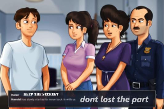 New sumertime Office story guide book screenshot 2