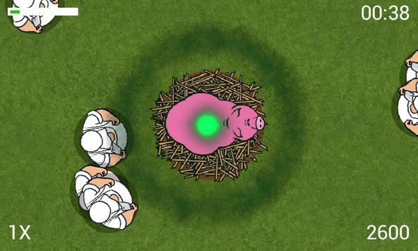 Save the pig! apk screenshot