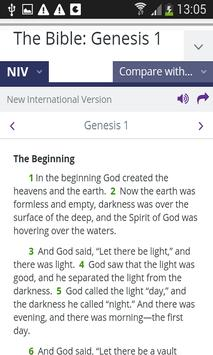 NIV Free Bible Study apk screenshot