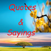 Quotes & Sayings icon