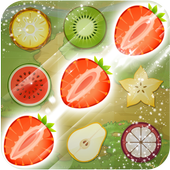 Swiped Fruits Monkeys icon