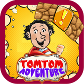 The world of Tomtom icon