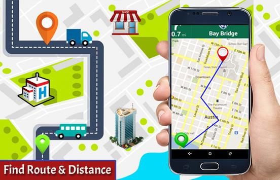 GPS Route Finder apk screenshot