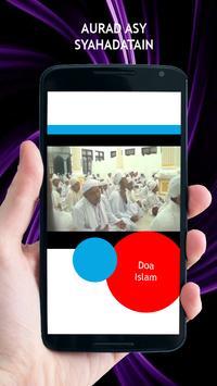 Aurad Asy Syahadatain apk screenshot
