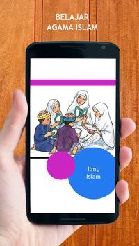Belajar Agama Islam poster