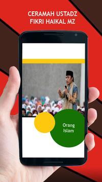 Ceramah Ustadz Fikri Haikal MZ screenshot 5